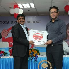 Toyota India launches its first Driving School in NCR