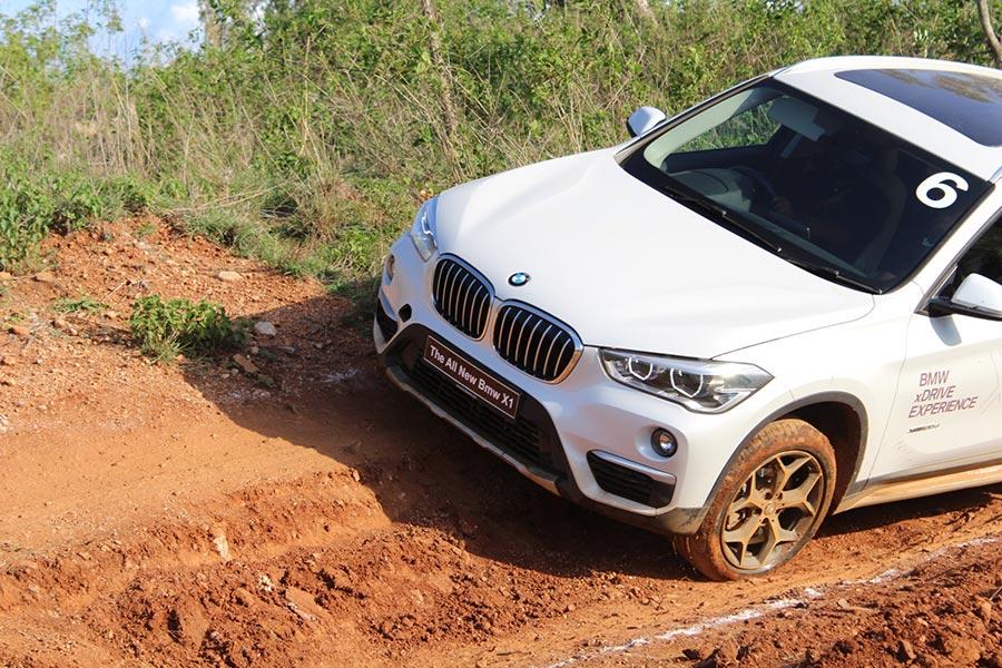 2017 BMW X1 India