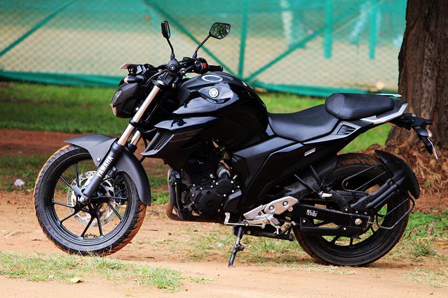 Yamaha Fz 25 Fazer 250cc Abs 2020 Azul Garantia Fábrica