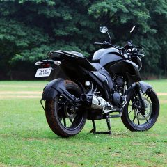 Yamaha FZ25 Review  (Knight Black) – Perfect Powerful 250cc Bike