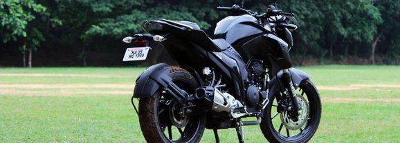 Yamaha FZ25 Review  (Knight Black) – Perfect Powerful 250cc Bike