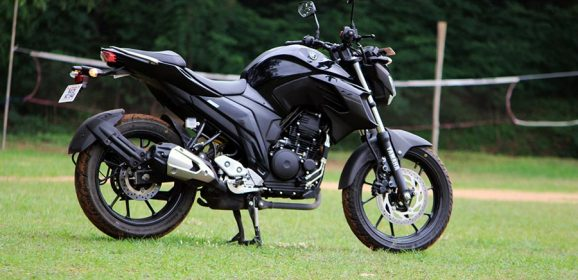 Yamaha FZ25 gets Prestigious CII Design-Excellence Award