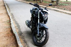 Yamaha FZ25 Photo Gallery