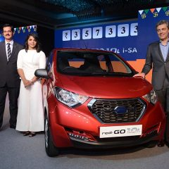 Datsun redi-GO 1.0L Launched at INR 3.57 Lakhs