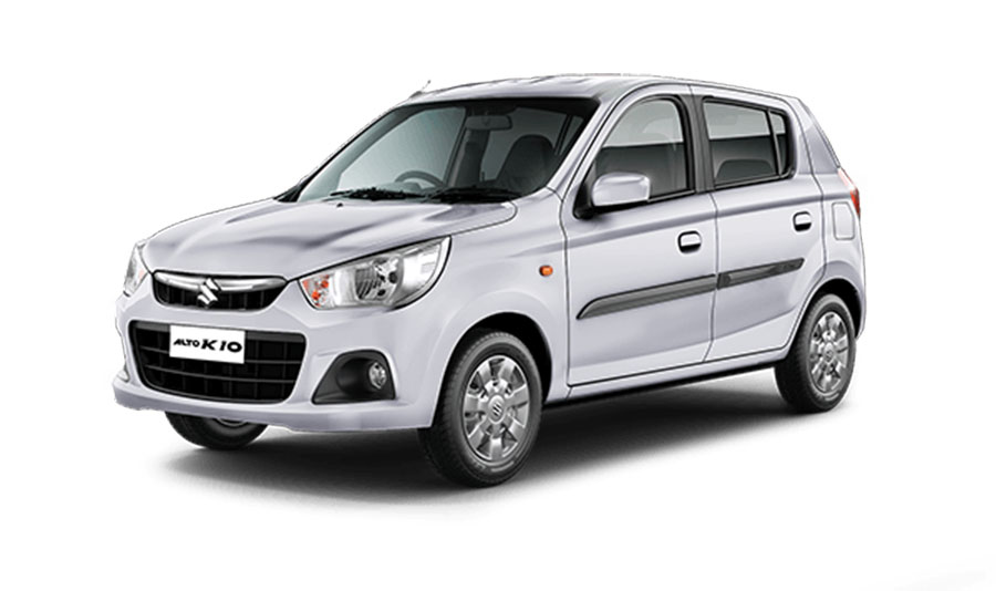Maruti Alto K10 Colors - Silver, Red, White, Orange, Grey ...