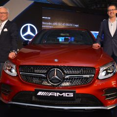 Mercedes-AMG GLC 43 Coupe Launched to mark 50 years of AMG in India
