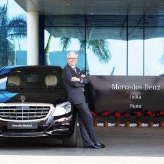 Mercedes-Benz India sells record 3521 units in Q2 2017