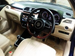 2017 Maruti Dzire Steering Wheel
