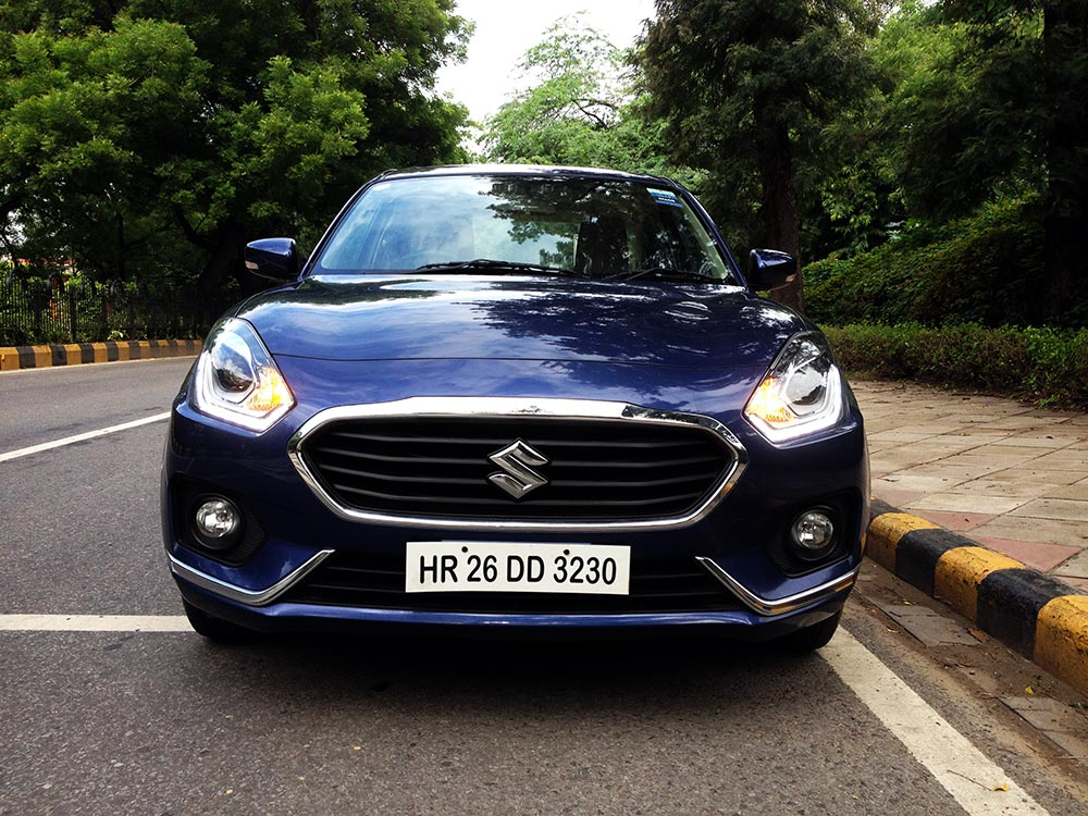 2017 Maruti Dzire Headlamp Picture