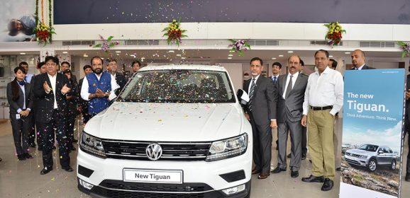 Volkswagen India Inaugurates New Dealership in Jaipur