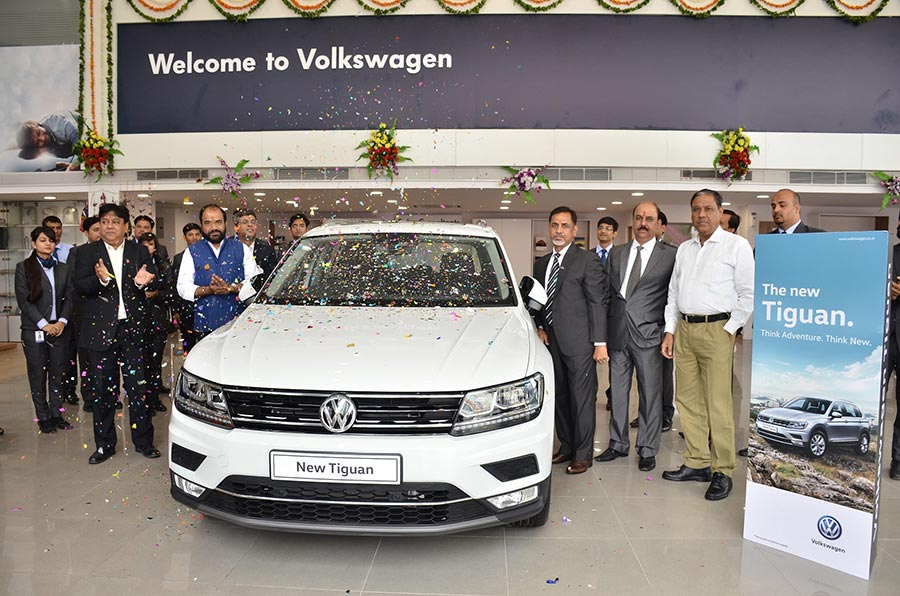Volkswagen India opens New Showroom in Jaipur