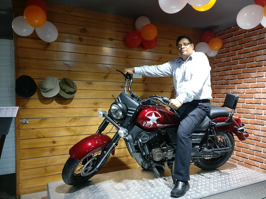UM Motorcycles New Dealership in Karnal