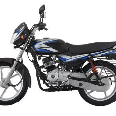 New 2017 Bajaj CT100 Priced at Rs 38,806; Electric Start Available