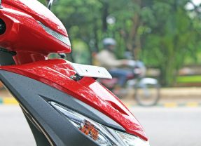 2017 Honda Dio Review (BS4, AHO, Red Sport Dual-tone Variant)