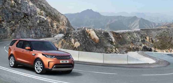 5th Generation Land Rover Discovery Bookings Open
