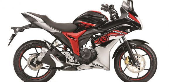 New Suzuki Gixxer SP 2017 Series Launched in India