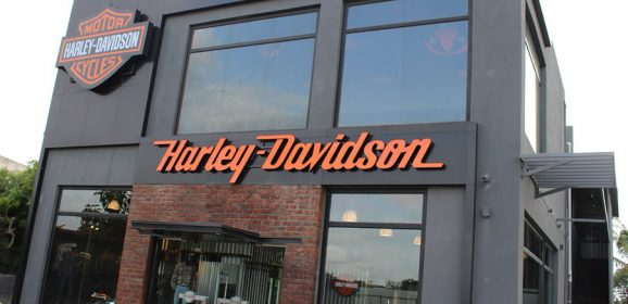 First Harley-Davidson Concept Store Opened in India (Kolhapur)