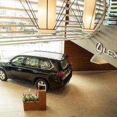 Lexus Opens Experience Centre in Bengaluru