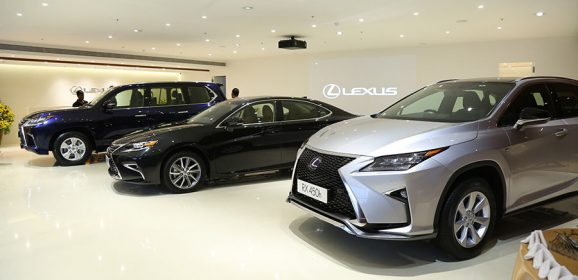 Lexus India to plant trees across India for every car sold