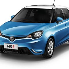 MG Motors MG3 To rival Baleno and i20; India Launch in 2019