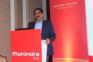 Mahindra Tractors Vijay Sharma