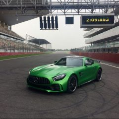 Mercedes-AMG GT R clocks the 'Fastest Lap Ever' at BIC