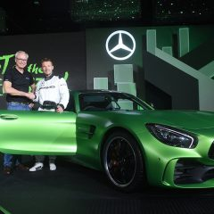 Mercedes-AMG GT R Debuts in India; New AMG GT Roadster Launched