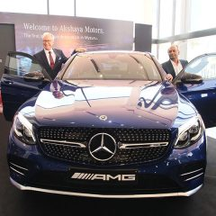 Mercedes-Benz Showroom Opened in Mysore – Akshaya Motors