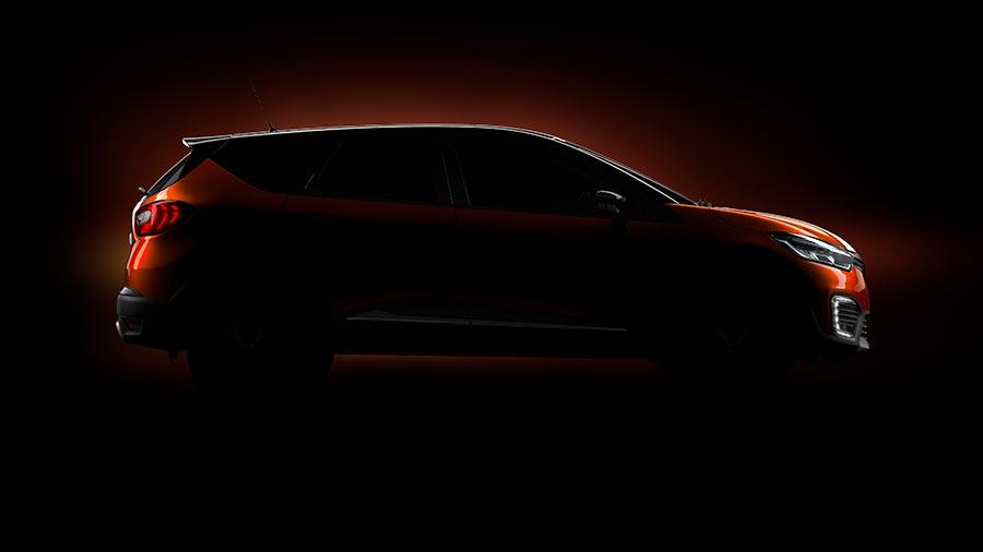 Renault Captur Premium SUV Launch in India