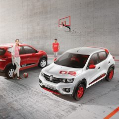 Renault Kwid 2nd Anniversary Special Edition Launched