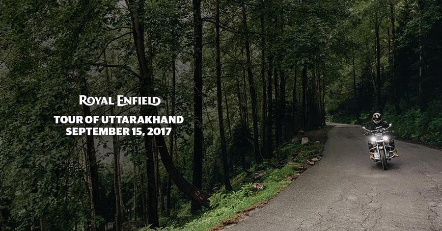 Royal Enfield Uttarakhand Tour