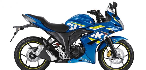 2017 Suzuki Gixxer SF ABS Launched at Rs 95,500