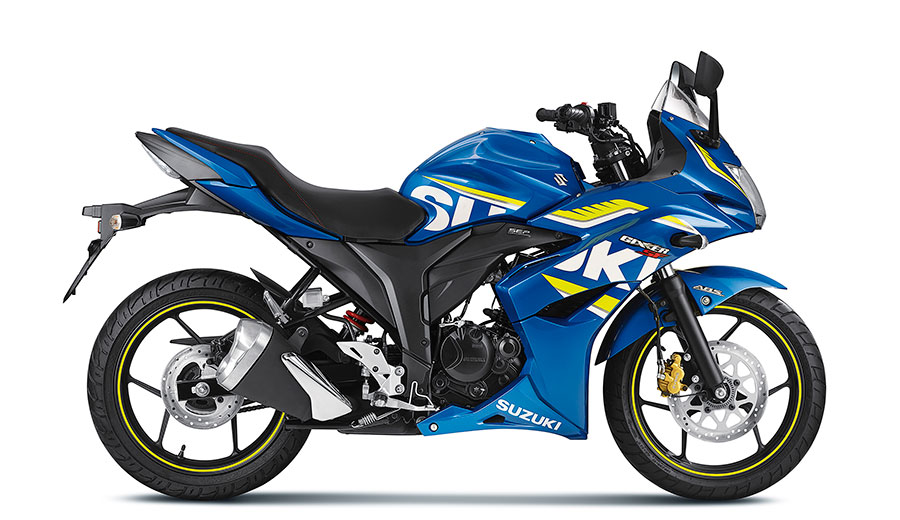 Suzuki Gixxer SF ABS Launched