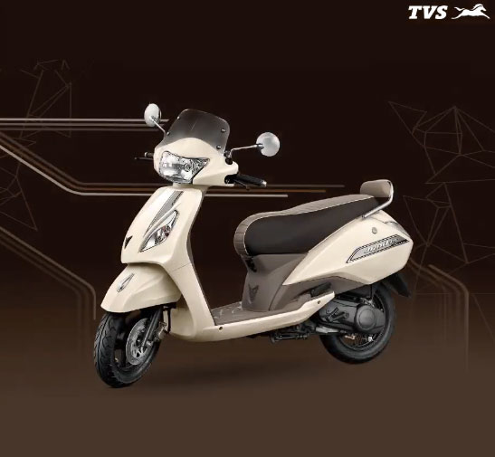 TVS Jupiter Classic Edition Photos