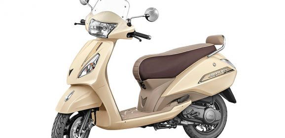 TVS Jupiter Classic Edition Launched in India