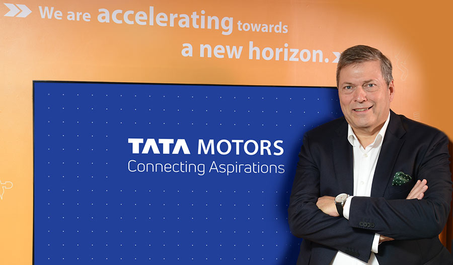 Tata Motors Brand Identity