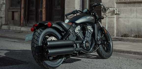 Indian Motorcycle Scout Bobber Bookings Open