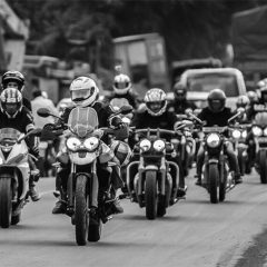 Triumph Motorcycles and Smile Foundation 'Ride for Freedom'