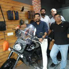 UM Motorcycles Showroom Opened in Rohtak