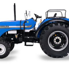 Sonalika Tractors leads >51 HP Tractor Segment in India