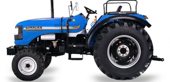 Sonalika Tractors leads >51 HP Tractor Segment in India