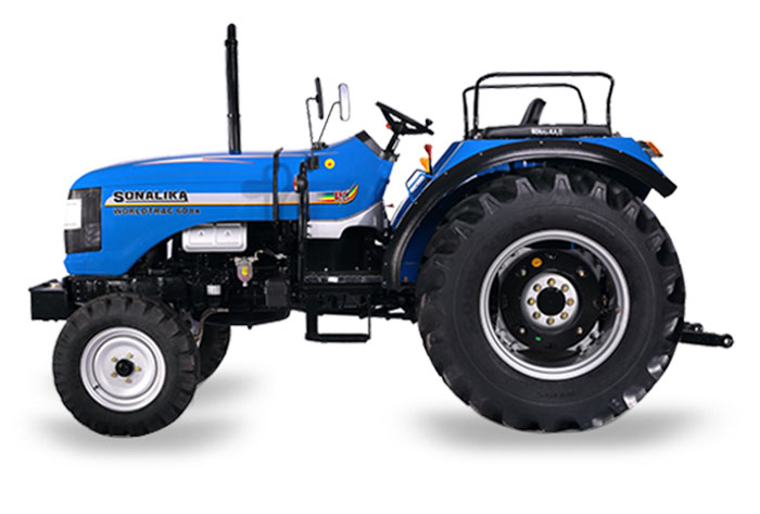 Sonalika Tractors Leads Gt 51 Hp Tractor Segment In India