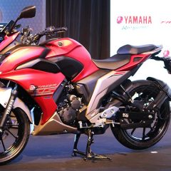 Yamaha Fazer 25 Launched at INR 1.29 Lakhs