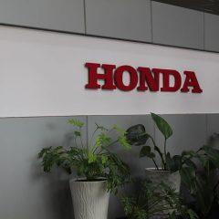 Honda 2Wheelers opens 4th assembly line at its Karnataka plant