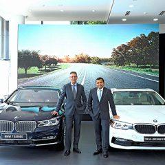 BMW opens First Ultra-Modern showroom in Aurangabad