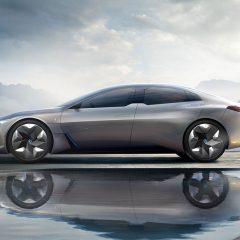 BMW i Vision Dynamics: IAA Cars 2017 show in Frankfurt
