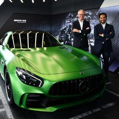 Mercedes-Benz Opens 7th AMG Performance Center in India