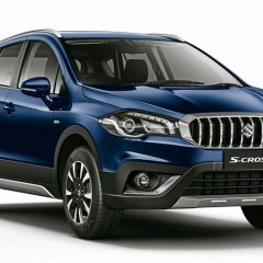 2017 Maruti S-Cross gets updated Design; Bookings Open
