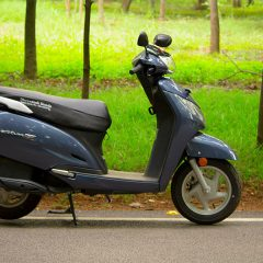 Honda Activa Electric Scooter Coming soon