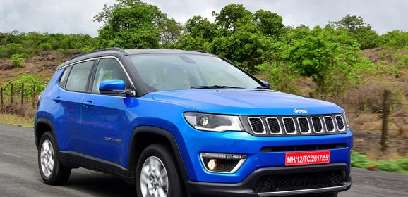 FCA India Recalls 1,200 Jeep Compass SUVs